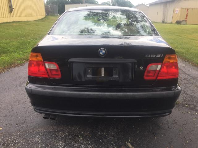 2000 BMW 3 Series 323i 4dr Sedan - Mishawaka IN