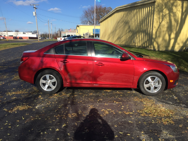 2013 Chevrolet Cruze 1LT Auto 4dr Sedan w/1SD - Mishawaka IN