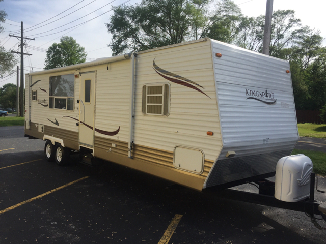 2007 Gulf Stream Kingspirit 30 - Mishawaka IN