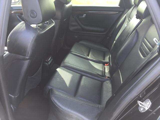 2004 Audi S4 quattro AWD 4dr Sedan - Mishawaka IN