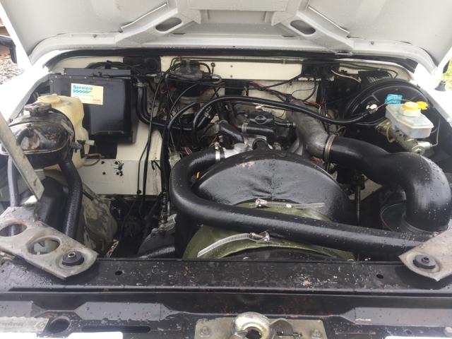 1984 Land Rover Defender 90 - Mishawaka IN