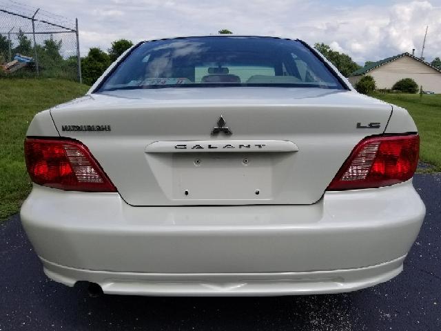 2002 Mitsubishi Galant LS V6 4dr Sedan - Mishawaka IN