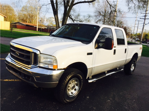 2004 Ford F-250 Super Duty for sale in Mishawaka, IN