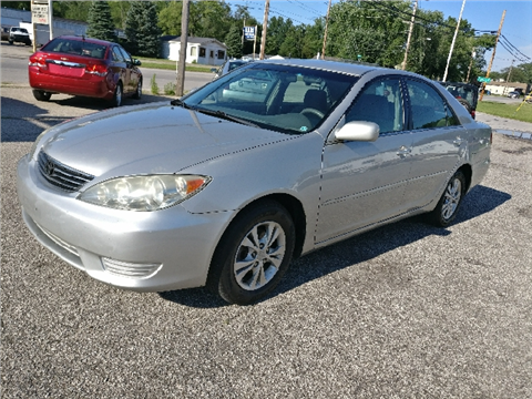 2005 Toyota Camry For Sale  Carsforsalecom