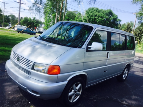 2003 Volkswagen EuroVan for sale in Mishawaka, IN