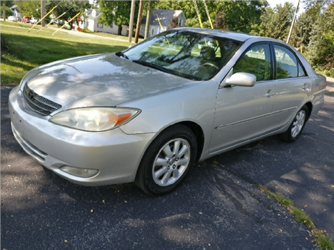 2003 Toyota Camry for sale in Mishawaka, IN