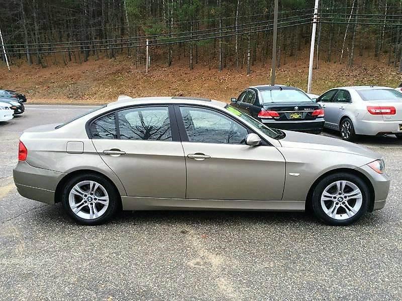 2008 BMW 3 Series AWD 328xi 4dr Sedan - Belmont NH