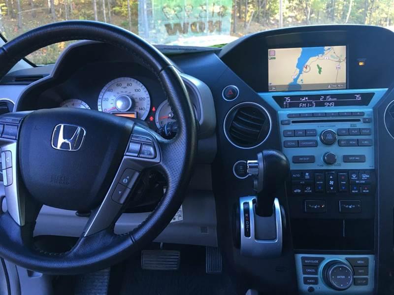 2009 Honda Pilot 4x4 Touring 4dr SUV w/Navi - Belmont NH