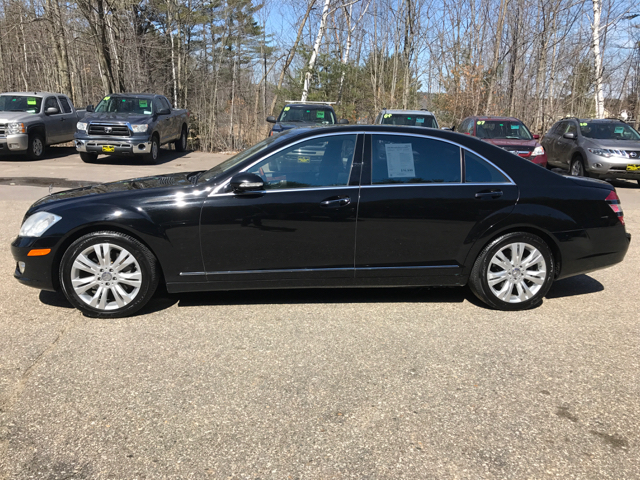 2009 Mercedes-Benz S-Class AWD S 550 4MATIC 4dr Sedan - Belmont NH