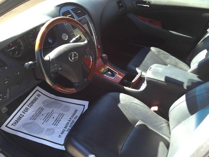 2007 Lexus ES 350 4dr Sedan - Belmont NH