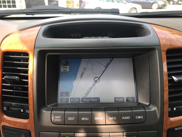 2007 Lexus GX 470 SUV 4WD - Belmont NH