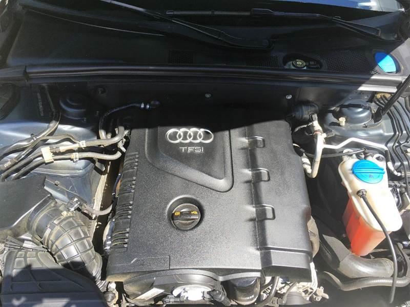 2010 Audi A5 AWD 2.0T quattro Prestige 2dr Convertible - Belmont NH