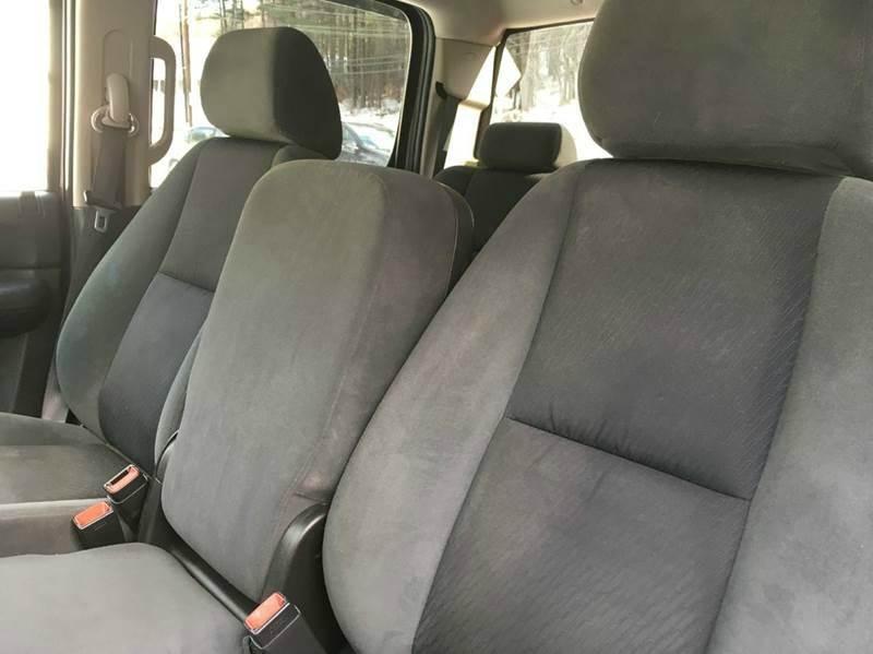 2009 Chevrolet Silverado 1500 4x4 LT 4dr Crew Cab 5.8 ft. SB - Belmont NH