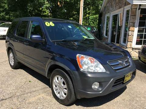 2006 Honda CR-V for sale in Belmont, NH