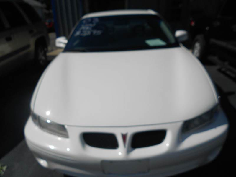 2003 Pontiac Grand Prix SE 4dr Sedan - Mattoon IL