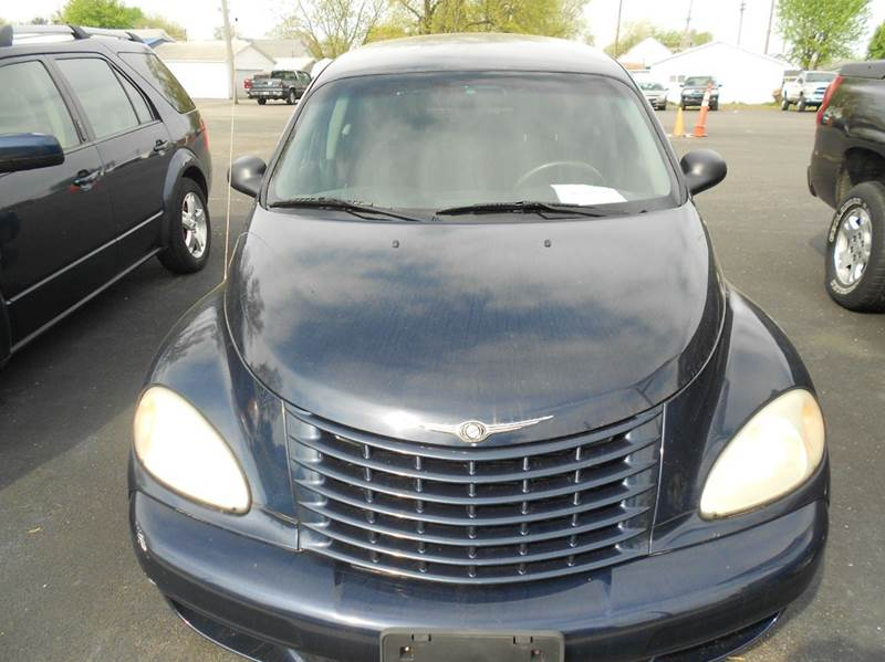 2005 Chrysler PT Cruiser Touring 4dr Wagon - Mattoon IL