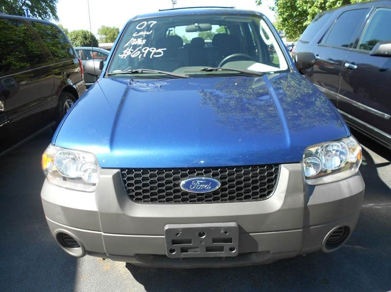 2007 Ford Escape XLS 4dr SUV (2.3L I4 5M) - Mattoon IL