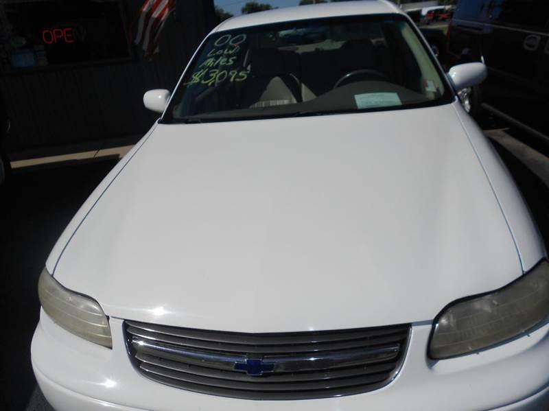 2000 Chevrolet Malibu LS 4dr Sedan - Mattoon IL