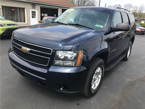 2009 Chevrolet Tahoe for sale in Northumberland, PA