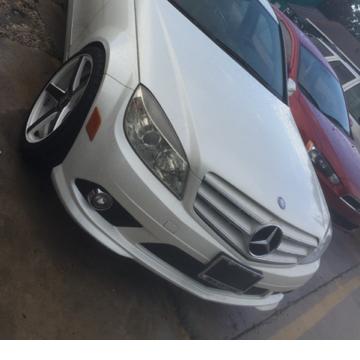 2009 Mercedes-Benz C-Class for sale in San Antonio, TX