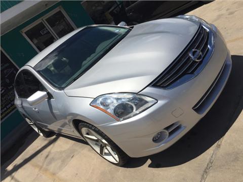 2012 Nissan Altima For Sale San Antonio Tx