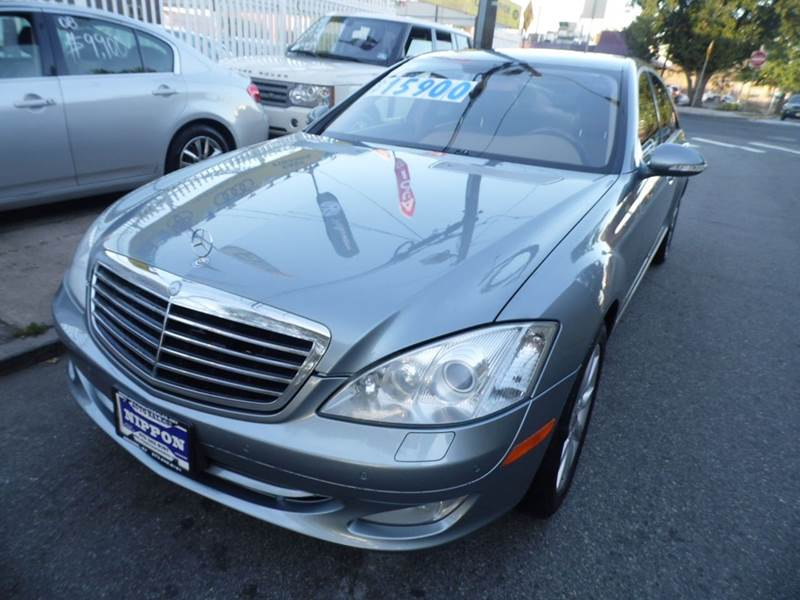 Mercedes benz s class for sale in newark nj for 2007 mercedes benz s class s550 for sale