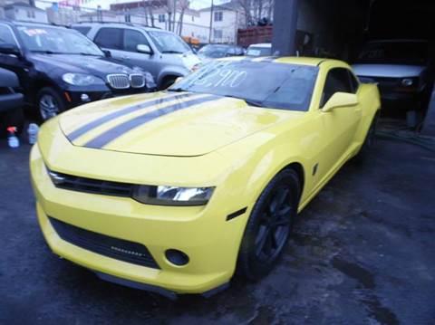2014 Chevrolet Camaro for sale in Newark, NJ