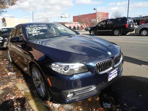 2014 BMW 5 Series for sale in Newark, NJ