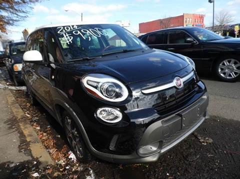 2014 FIAT 500L for sale in Newark, NJ