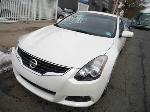 2010 Nissan Altima for sale in Newark, NJ