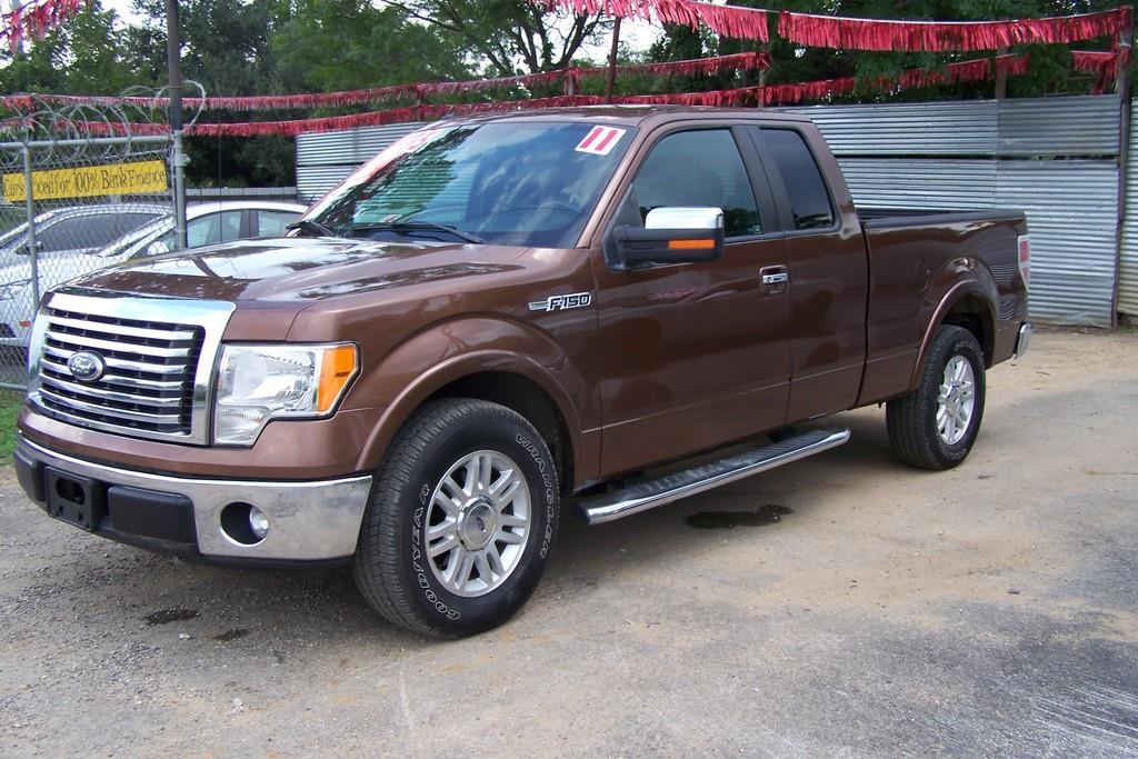 2011 ford f 150 xlt supercab 2wd in san antonio tx chevyford motorplex. Black Bedroom Furniture Sets. Home Design Ideas