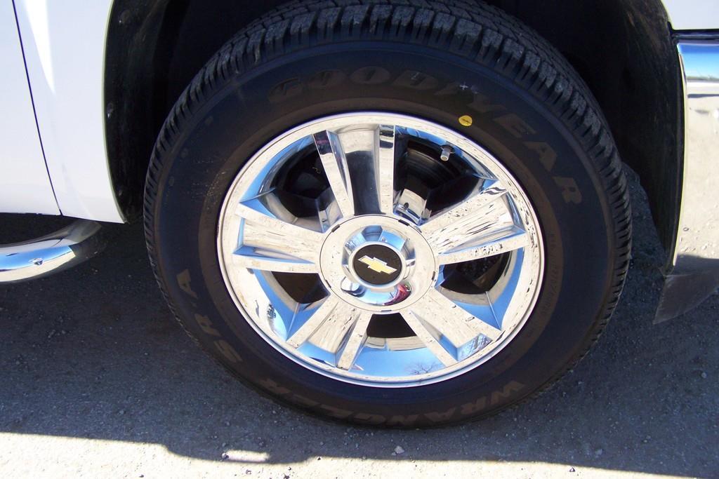 2013 Chevrolet Silverado 1500 4x2 LS 4dr Crew Cab 5.8 ft. SB - San Antonio TX