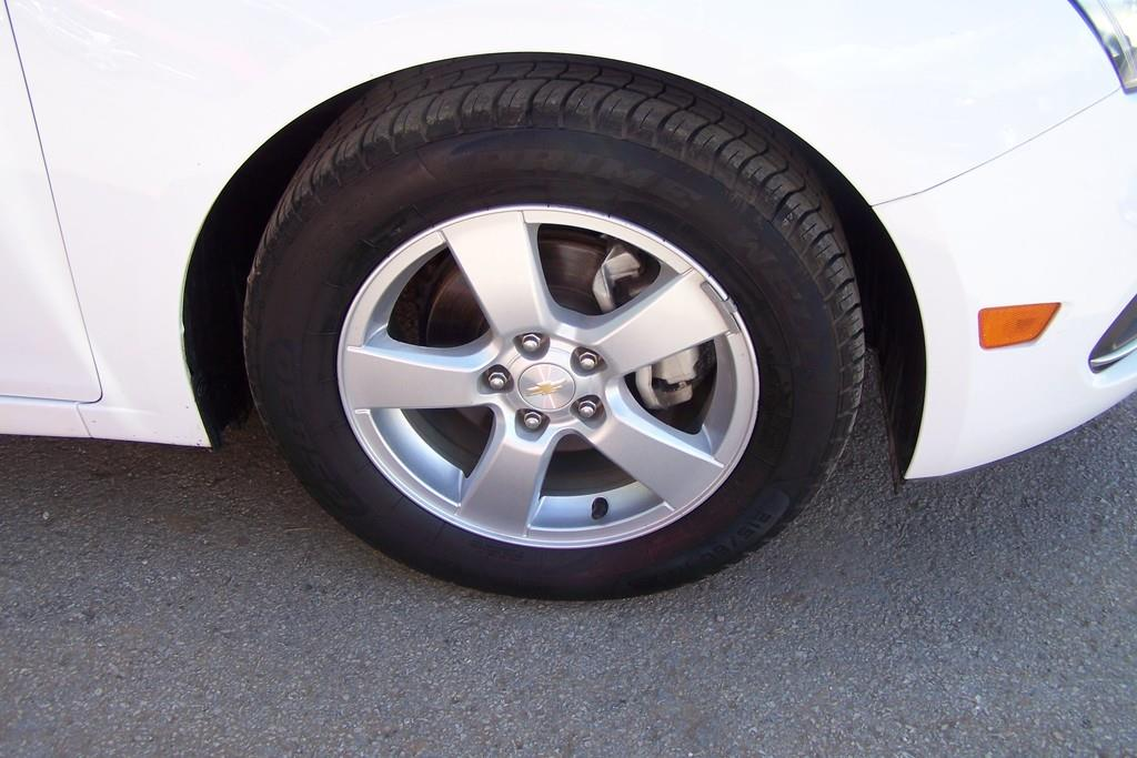 2015 Chevrolet Cruze 1LT Auto 4dr Sedan w/1SD - San Antonio TX