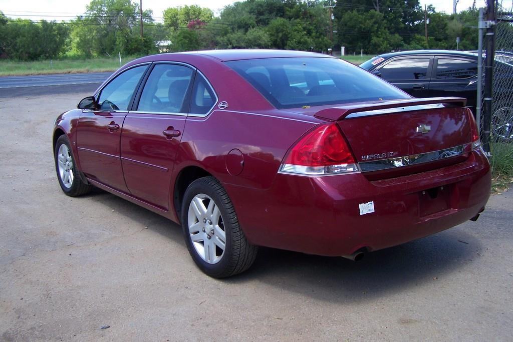 2006 Chevrolet Impala LT 4dr Sedan w/3.9L - San Antonio TX