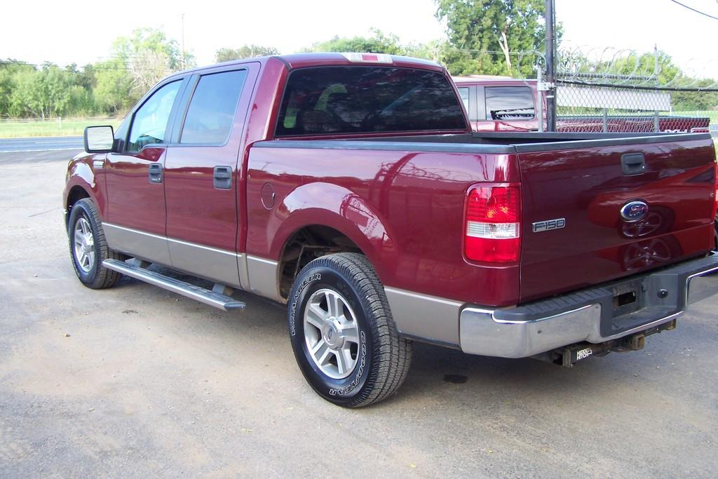 2006 ford f 150 xlt supercrew 2wd in san antonio tx. Black Bedroom Furniture Sets. Home Design Ideas
