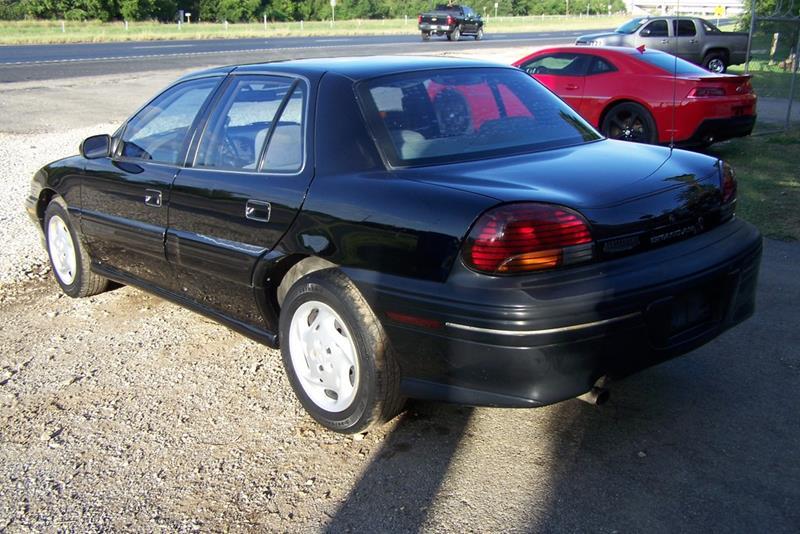 1996 Pontiac Grand Am SE 4dr Sedan - San Antonio TX