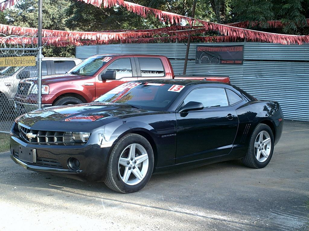 2013 chevrolet camaro ls 2dr coupe w 2ls in san antonio. Black Bedroom Furniture Sets. Home Design Ideas
