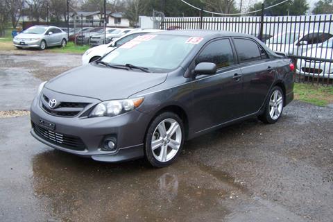 2013 Toyota Corolla for sale in San Antonio, TX