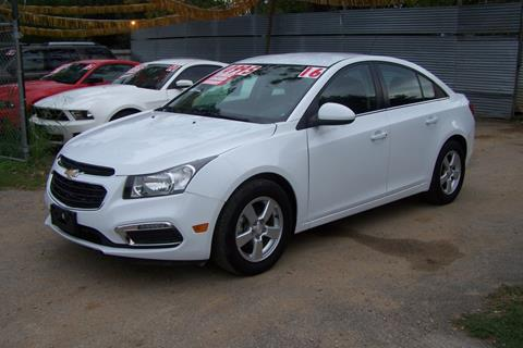 2016 Chevrolet Cruze Limited for sale in San Antonio, TX