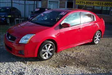 2012 Nissan Sentra for sale in San Antonio, TX