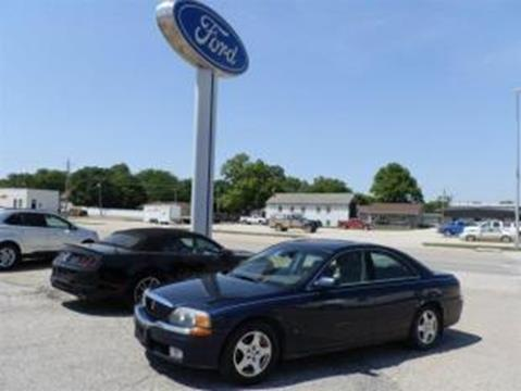 2001 Lincoln LS for sale in Emmetsburg, IA