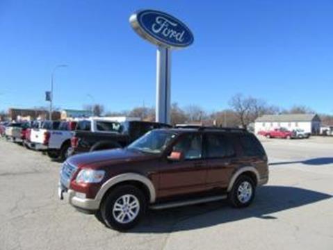 2010 Ford Explorer for sale in Emmetsburg, IA