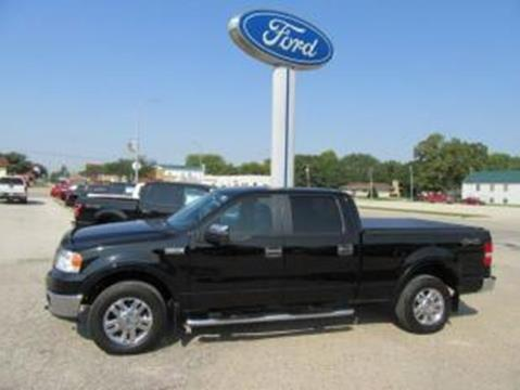 2007 Ford F-150 for sale in Emmetsburg, IA