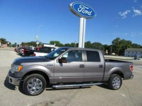 2013 Ford F-150 for sale in Emmetsburg, IA