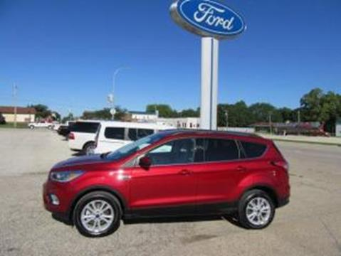 2017 Ford Escape for sale in Emmetsburg, IA