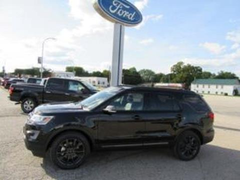 2017 Ford Explorer for sale in Emmetsburg IA