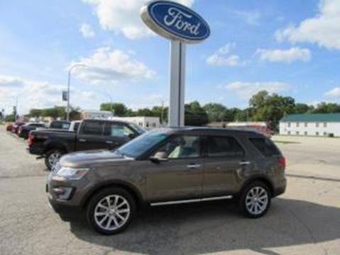 2016 Ford Explorer for sale in Emmetsburg, IA