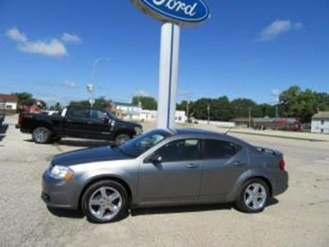 2011 Dodge Avenger for sale in Emmetsburg IA