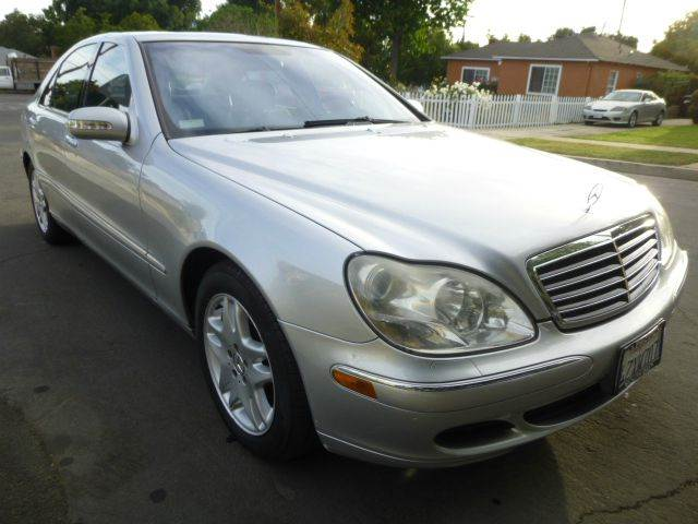 2003 Mercedes-Benz S-Class S 430 4dr Sedan - Altadena CA