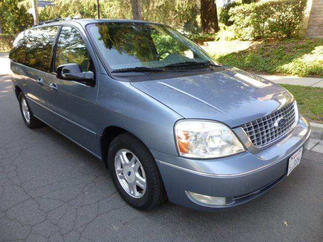 2004 Ford Freestar SEL 4dr Mini Van In Altadena CA